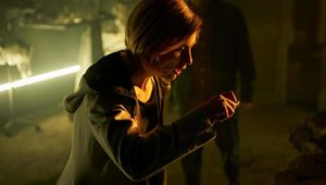 Doctor Who Jodie Whittaker Ghost Monument