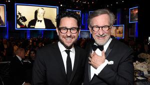 J.J. Abrams Steven Spielberg