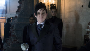 Gotham the Penguin Robin Lord Taylor