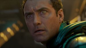 Jude Law in Captain Marvel