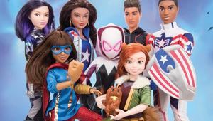 Marvel Rising variant cover