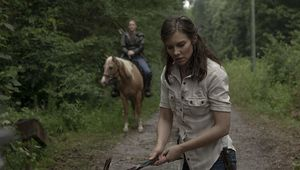 Lauren Cohan Maggie Greene The Walking Dead