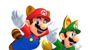 Mario and Luigi Nintendo