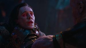 Avengers: Infinity War Loki Tom Hiddleston