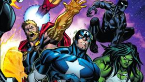 Avengers #700 Marvel Comics