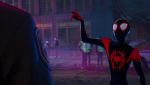 Miles Morales Spider-Man Into the Spider-Verse