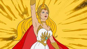 She-Ra classic hero