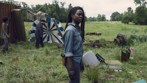 The Walking Dead Michonne