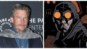 Thomas Haden Church Lobster Johnson Hellboy