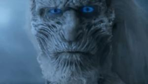 White Walker from Game of Thrones