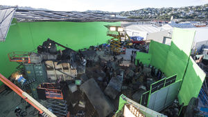 Mortal Engines production