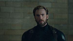 Captain America Beard Eulogy Hero