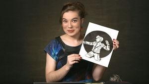 Erin Leffler Artists Alley Hero