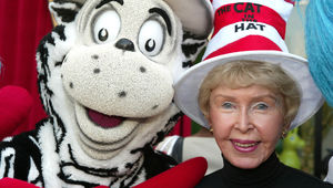 Audrey Geisel The Cat in the Hat