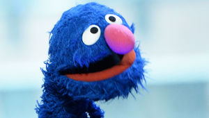 Sesame Street's Grover And The USO