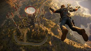 Just Cause 4 - Rico Skydiving