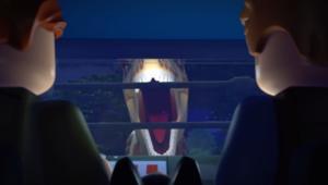LEGO Jurassic World: The Secret Exhibit special