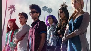 Marvel Runaways via Twitter 2018
