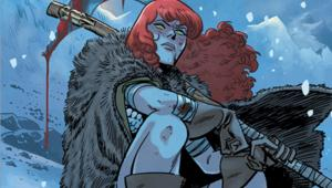 red sonja winter special
