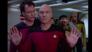 Picard Patrick Stewart Star Trek: The Next Generation