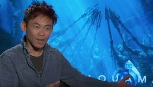 James Wan talking about Aquaman