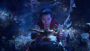 Live-action Aladdin Mena Massoud