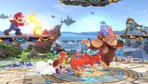 Super Smash Bros. Ultimate - Donkey Kong Stage