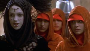 Star Wars handmaidens