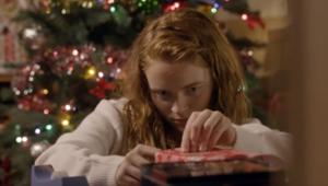 Stranger Things gift wrapping