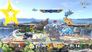 Super Smash Bros. Ultimate - Random Fight