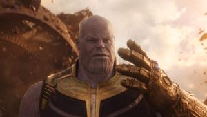 Thanos Avengers Infinity War via Marvel official site 2018