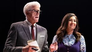 The Good Place, Ted Danson, D'Arcy Carden
