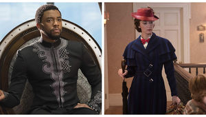 Black Panther Mary Poppins Returns
