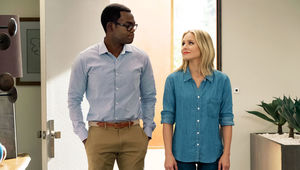 chidi and eleanor