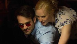 Daredevil via official Deborah Ann Woll Instagram 2019