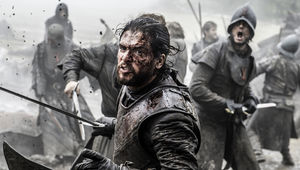 Game of Thrones Kit Harrington Jon Snow HBO press site