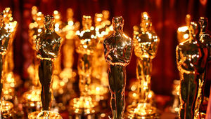 Oscars Academy Awards golden statues