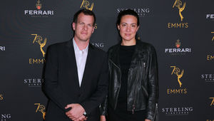Lisa Joy and Jonathan Nolan Fall 2018
