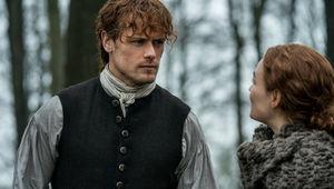 Outlander 410, Jamie and Brianna