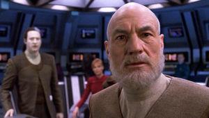 Picard Star Trek via official site 2019