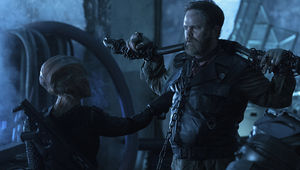 Rainn Wilson as Harry Mudd escape .JPG