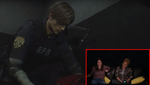 Resident Evil 2 Playthrough Hero Image