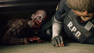 Resident Evil 2 remake via official website 2019