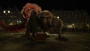Zouwu Fantastic Beasts: The Crimes of Grindelwald