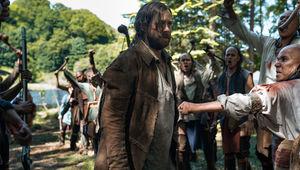 Richard Rankin (Roger Wakefield) - Outlander Episode 411