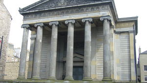 Surgeons Hall Edinburgh