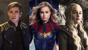 Who Won the Week Captain Marvel, Star Trek & Who Will Win 2019?