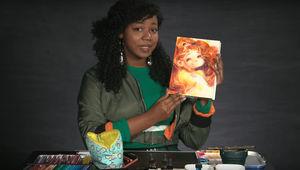 Yesenia Moises Artists Alley