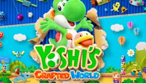Yoshi Nintendo Switch via official YouTube 2019