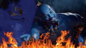 Aladdin Looks like trash